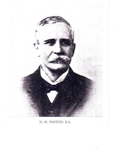 D. M. Panton